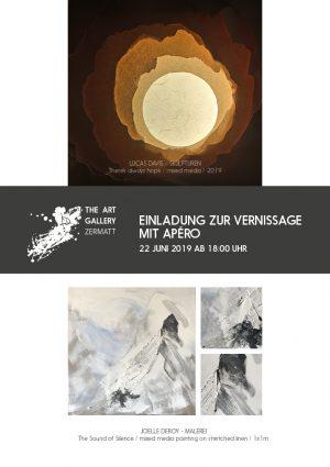 The Art Gallery Zermatt Sommer 2019